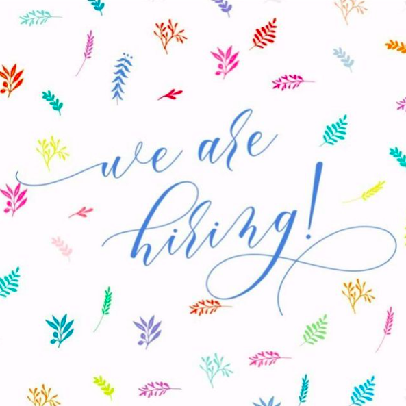 We're Hiring Retail Associates – Boston, MA