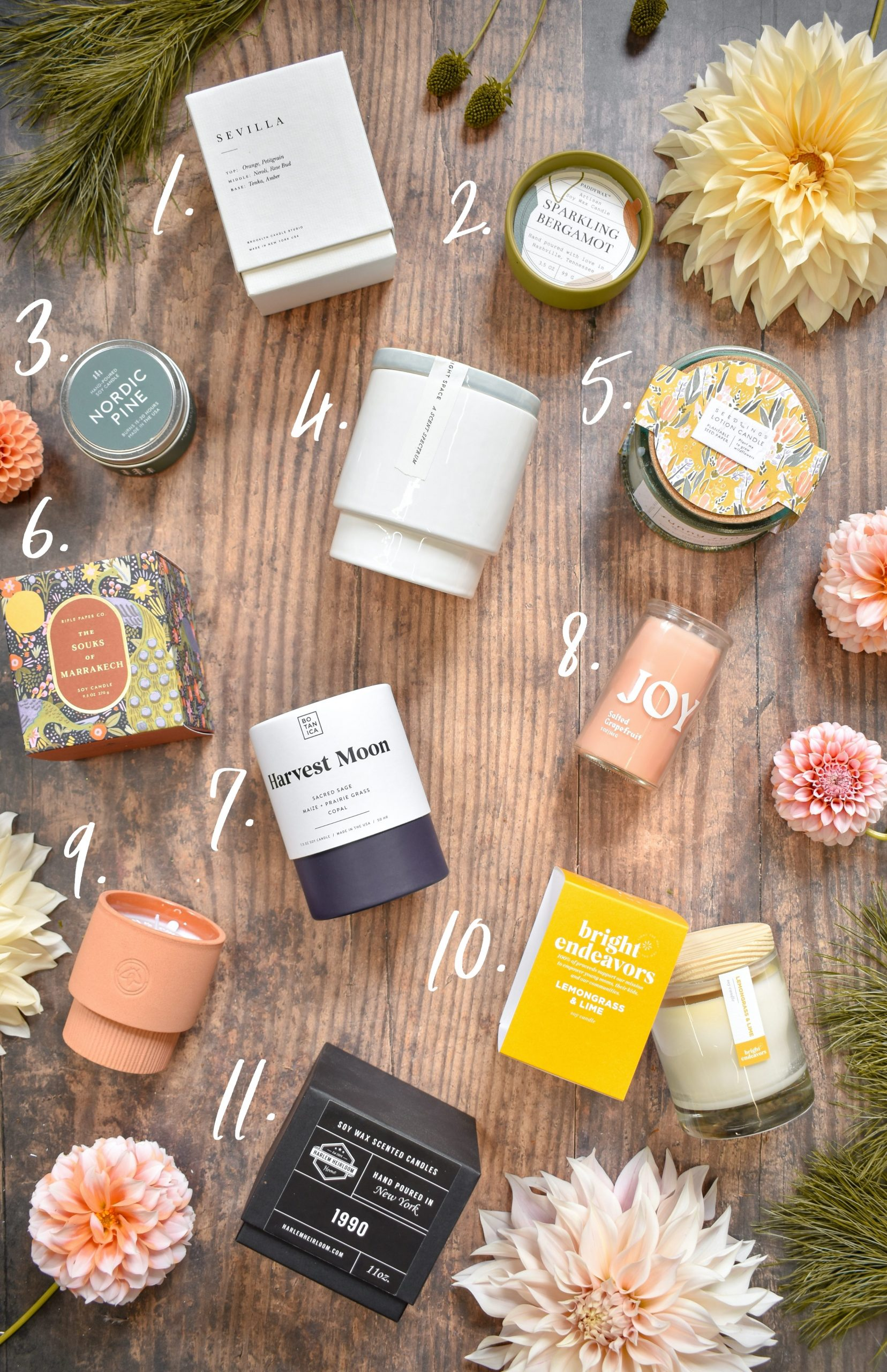 Our Complete Guide to the Best Candles For Fall